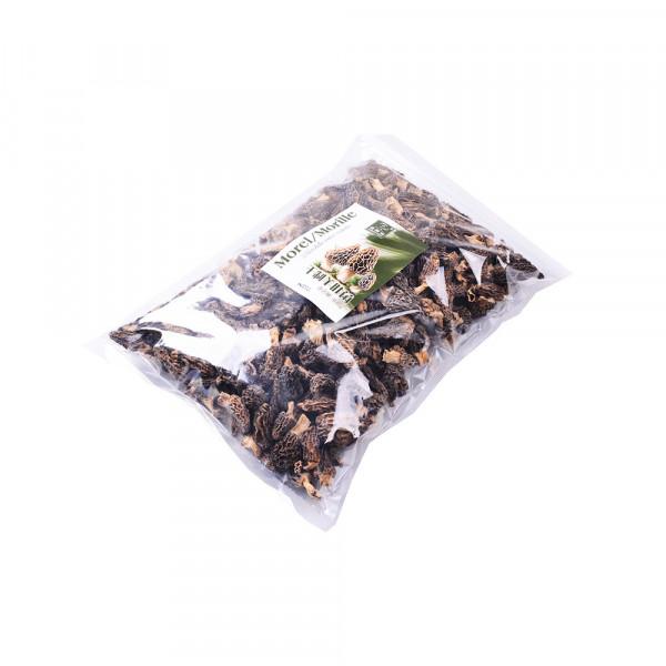 Sichuan Mushroom Dried Morels Jumbo in Bag