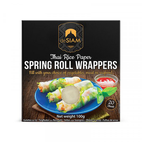 deSIAM Spring Roll Wrapper