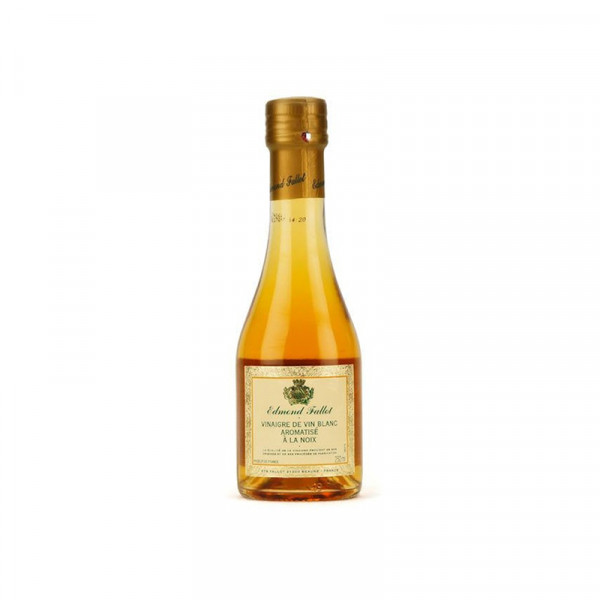 Fallot White Wine Vinegar with Walnut