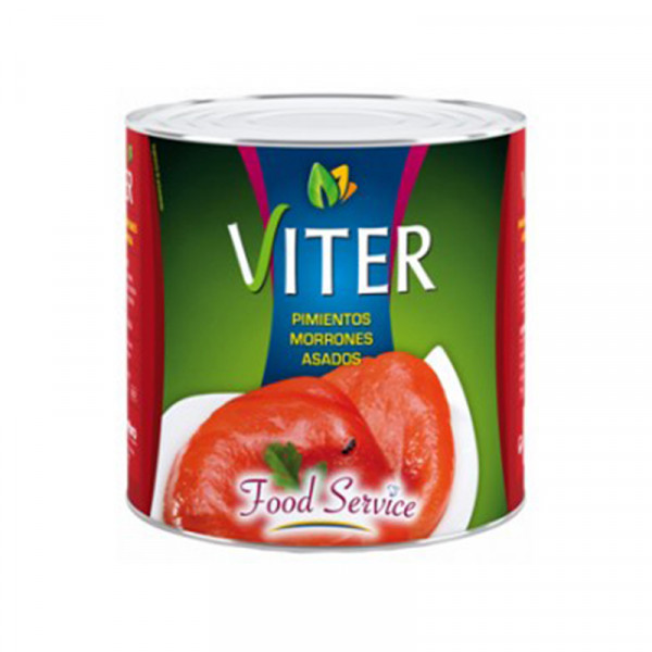 Viter Whole Roasted Piquillo Peppers